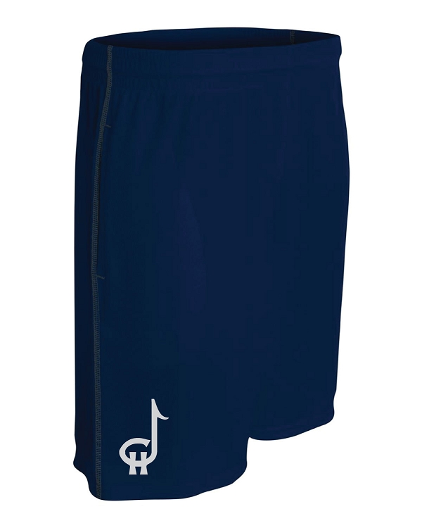 Copper Hills Band - Performance Mesh Game Shorts with Pockets 489f554e872db