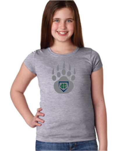 Copper Hill Baseball - Ladies Fitted Team T-Shirt a7a9e8639fd9c