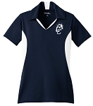 Corner Canyon Chargers Football -Ladies Performance Sideline Polo Shirt