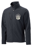 Copper Hills Baseball - Mens Soft Shell jacket with embroidered logo