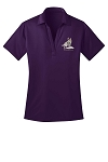 RHS Marching Band - Performance Sideline Ladies Polo Shirt