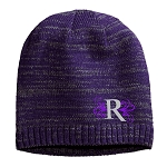 Riverton Silverwolves Lacrossel Spaced-Dyed Beanie