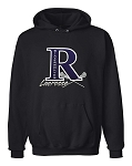 Riverton SilverWolves Lacrosse Hooded Sweatshirt