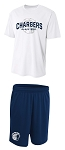 Corner Canyon Chargers Basketball - SPIRIT PACK - Shorts with Shirt Combo