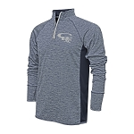 CHXC 2019 Copper Hills Grizzlies Cross Country - Adult Warm-Up Top 1/4-Zip Running Jacket – Reflective Team logo