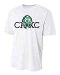 CHXC - Adult 2019 - Copper Hills Grizzlies Cross Country - Cooling Performance White - Wicking T-Shirt