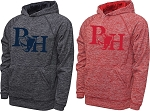 Providence Hall Patriots - Performance Space Dyed Hooded Sweatshirt (Hoodie Hoody)