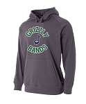 Copper Hills Band Performance Gray (Grey) Hooded Sweatshirt (Hoodie Hoody)