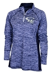 CHXC 2016 Copper Hills Grizzlies Cross Country - Ladies Performance ¼ Zip Running Jacket with Reflective Logo