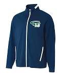 CHXC 2017 Copper Hills Grizzlies Cross Country - Adult Full-Zip Warm-Up Top