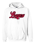 Utah Legacy White Hooded