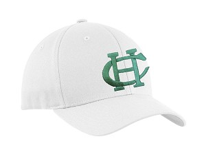 Copper Hills Baseball - Sidline FlexFit Cap (Hat) White c8909c344a820