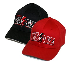 Utah Blitz Football - Sidline FlexFit Cap (Hat)