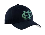 Copper Hills Baseball - Sidline FlexFit Cap (Hat) Navy