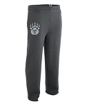 Copper Hills Baseball Open Bottom Sweatpants with Pockets