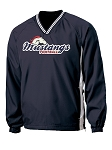 Herriman Mustangs Football - Sideline V-Neck Wind Shirt