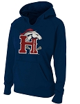 Herriman Girls Lacrosse Mustangs Tech Fleece Performance Ladies Sized Hooded