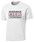 Herriman Girls Lacrosse  - Cooling Performance Wicking T-Shirt