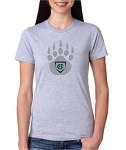 Copper Hill Baseball  - Ladies Fitted Team T-Shirt