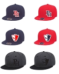 Providence Hall Patriots - Flat Bill Snapback Hat (Snap Back Cap)