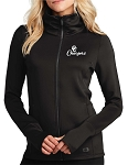 Corner Canyon Chargers Basketball  - Ladies - Black -Full Zip - OGIO Performance Jacket