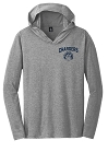 Corner Canyon Chargers Basketball  - Adult Light Weight - Ring Spun - Hooded Shirt