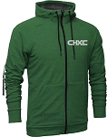 CHXC 2020 Copper Hills Grizzlies Cross Country - Adult - Green - Warm-Up Jacket – Reflective Team Logo