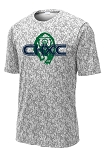 CHXC - Adult 2020 - Copper Hills Grizzlies Cross Country - Cooling Performance Digi-Camo - Wicking T-Shirt