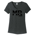 Mt Ridge Dance Company - Ladies Shirt - MRDC - Mountain Ridge High School