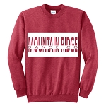Mt Ridge Dance Company - Unisex Crewneck - Long Sleeve Sweatshirt - MRDC - Mountain Ridge High School