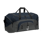 Copper Hills High Band - Reflective Logo - Duffel Bag