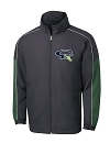 Copper Hills Grizzlies Track and Field - Adult Full-Zip Warm-Up Top