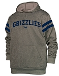 CHXC OS Copper Hills Grizzlies Cross Country Performance Varsity Style Hooded Sweatshirt (Hoodie Hoody)